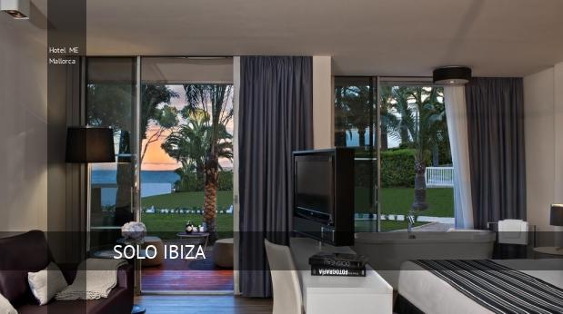 Hotel ME Mallorca habitaciones