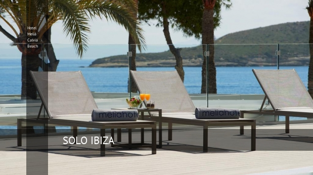 Hotel Meliá Calviá Beach barato
