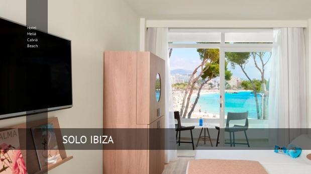 Hotel Meliá Calviá Beach consejos
