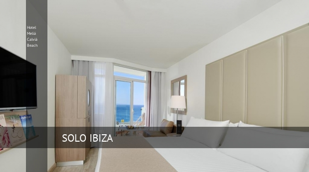 Hotel Meliá Calviá Beach Magaluf