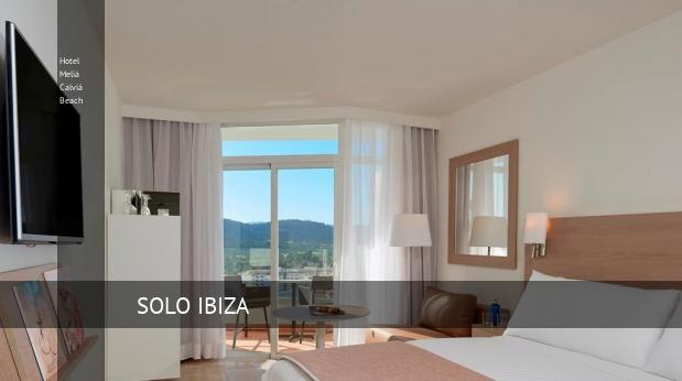 Hotel Meliá Calviá Beach Mallorca