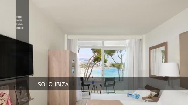 Hotel Meliá Calviá Beach oferta