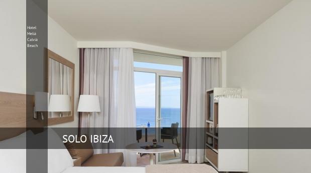 Hotel Meliá Calviá Beach ofertas