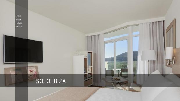 Hotel Meliá Calviá Beach opiniones