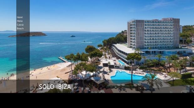Hotel Meliá Calviá Beach