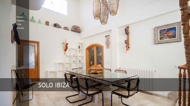 Hostal Modern Villa Amalia booking