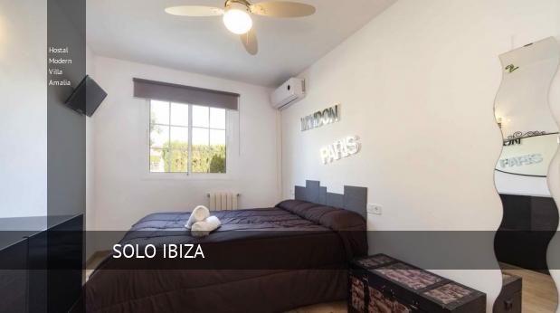 Hostal Modern Villa Amalia opiniones
