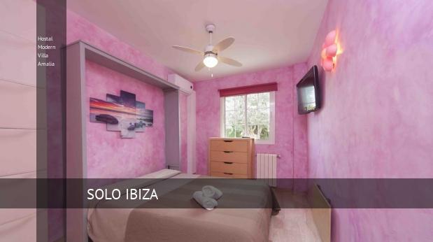 Hostal Modern Villa Amalia reverva