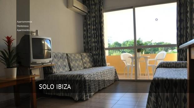 Apartamentos Montenova Apartments booking