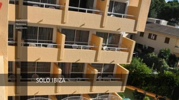 Apartamentos Montenova Apartments