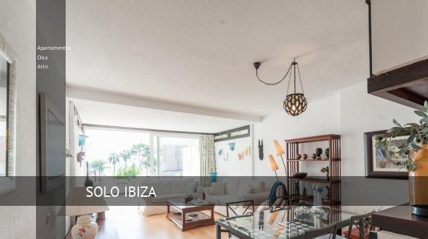 Apartamentos Oiza Attic booking