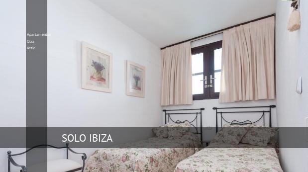 Apartamentos Oiza Attic reverva