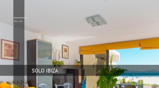 Apartamentos Oiza Lux I reverva