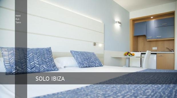 Hotel OLA Tomir habitacion