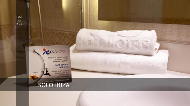 Hotel OLA Tomir reservas