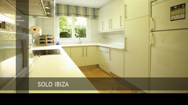 Villa Oliveres 12 booking