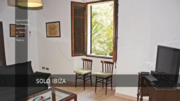 Apartamentos One-Bedroom Apartment in Palma de Mallorca booking