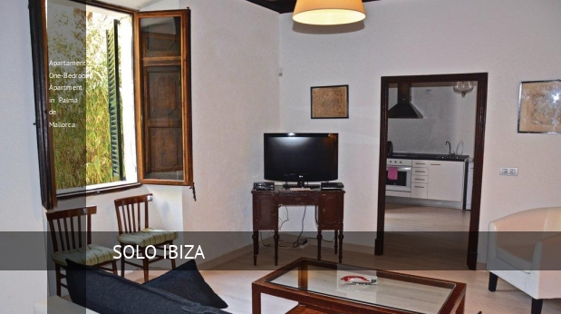 Apartamentos One-Bedroom Apartment in Palma de Mallorca reverva