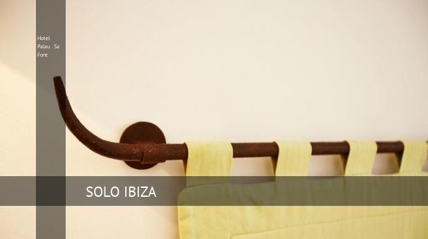 Hotel Palau Sa Font opiniones