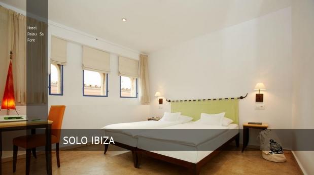 Hotel Palau Sa Font reservas