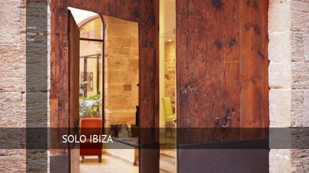 Hotel Palau Sa Font