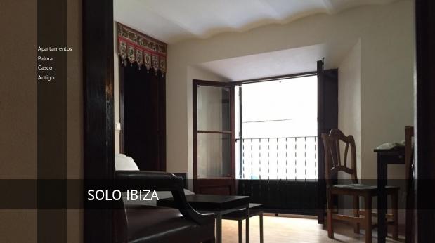 Apartamentos Palma Casco Antiguo opiniones