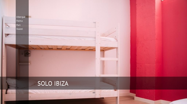 Albergue Palma Port Hostel booking