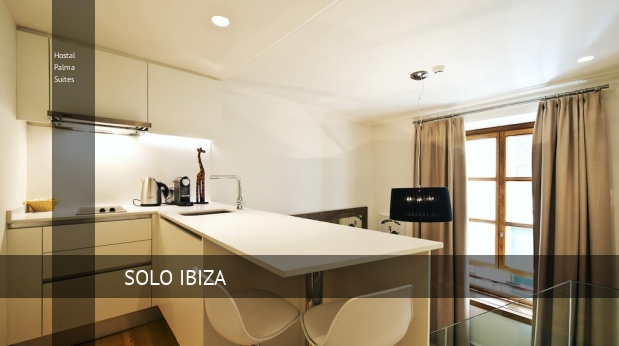 Hostal Palma Suites booking