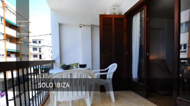 Apartamentos Paradiso 1 Apartment - El Arenal
