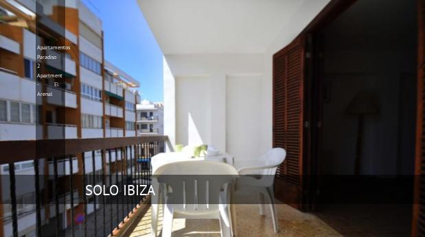 Hotel Paradiso Mallorca Arenal