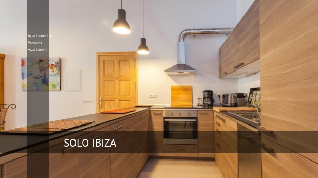 Apartamentos Passadís Apartment booking