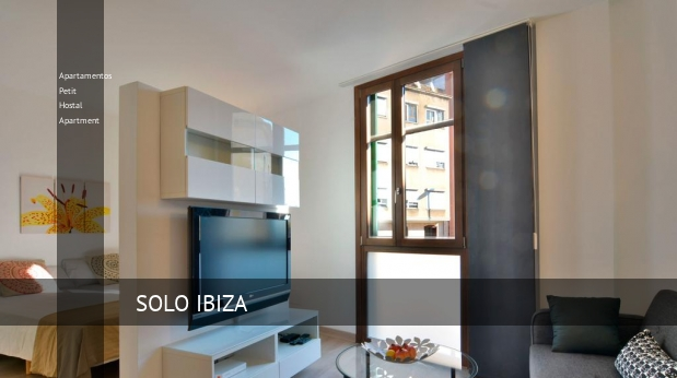 Petit Hostal Apartment