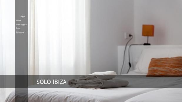 Petit Hotel Hostatgeria Sant Salvador booking