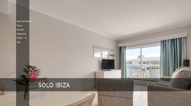 Apartamentos Playa Garden Selection Hotel & Spa oferta