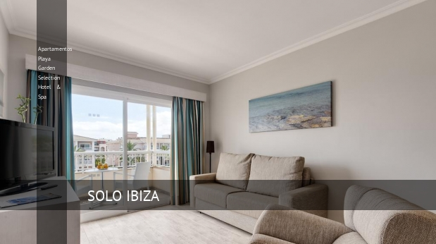 Apartamentos Playa Garden Selection Hotel & Spa ofertas