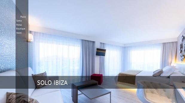 Plaza Santa Ponsa Boutique Hotel Mallorca