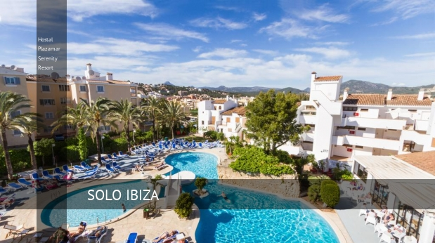 Hostal Plazamar Serenity Resort booking