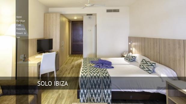 Hotel PortBlue Club Pollentia Resort & Spa alrededores