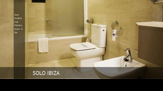 Hotel PortBlue Club Pollentia Resort & Spa barato