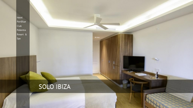 Hotel PortBlue Club Pollentia Resort & Spa exclusivo