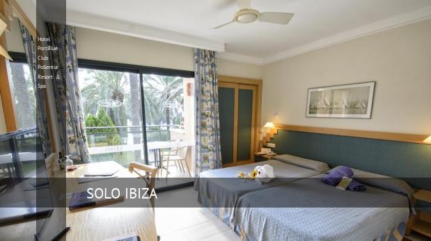 Hotel PortBlue Club Pollentia Resort & Spa habitacion