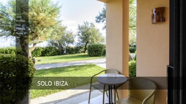 Hotel PortBlue Club Pollentia Resort & Spa habitaciones