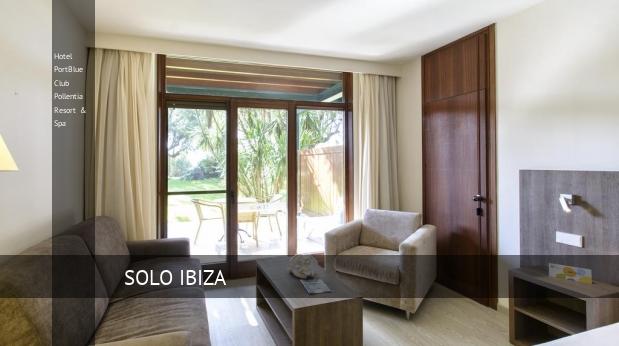 Hotel PortBlue Club Pollentia Resort & Spa lujo