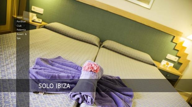 Hotel PortBlue Club Pollentia Resort & Spa ofertas