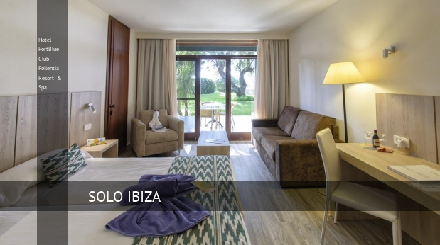 Hotel PortBlue Club Pollentia Resort & Spa pareja