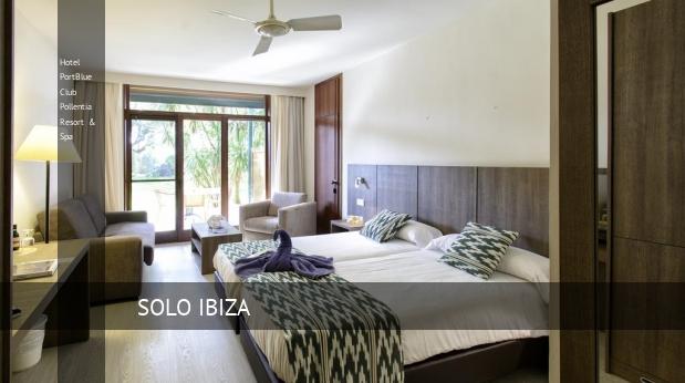Hotel PortBlue Club Pollentia Resort & Spa parejas