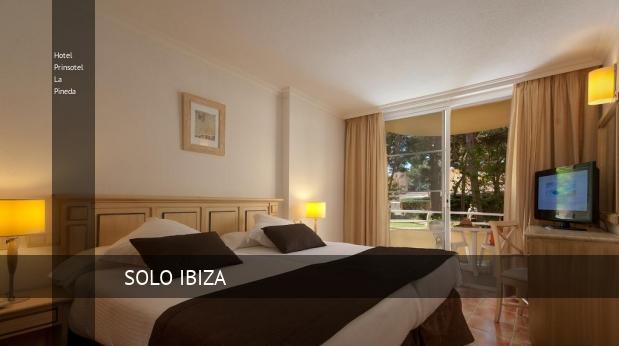 Hotel Prinsotel La Pineda booking