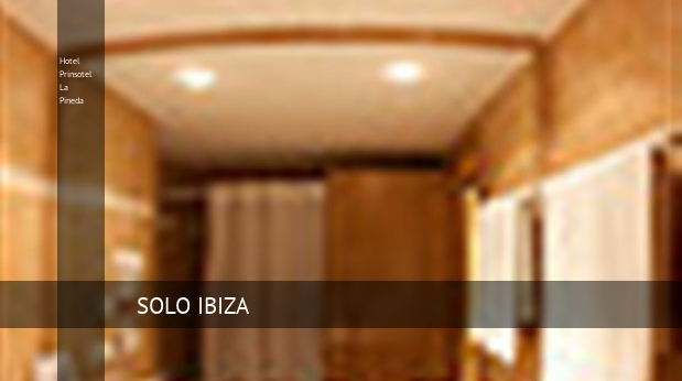 Hotel Prinsotel La Pineda opiniones