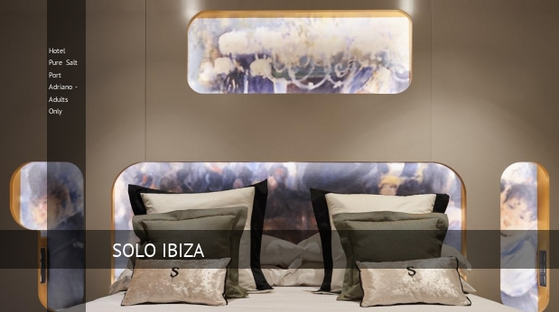 Hotel Pure Salt Port Adriano - Solo Adultos booking