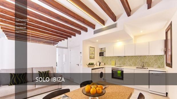 Apartamentos Remolars3 Townhouse Apartments reservas